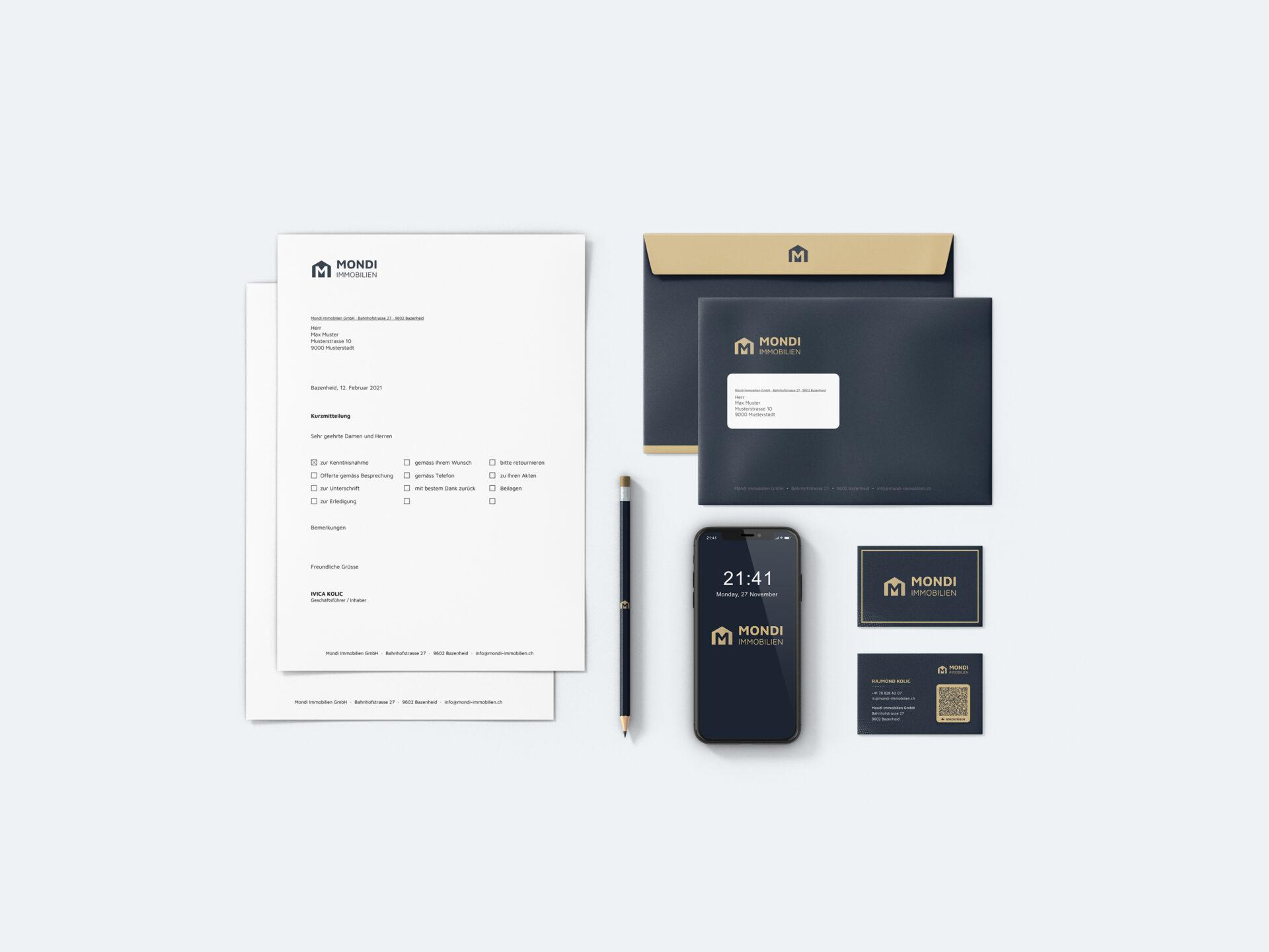 Branding Mondi Immobilien GmbH